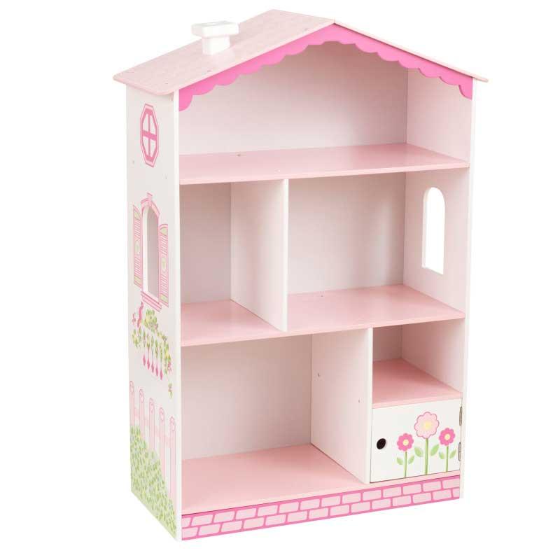 """Dětský dřevěný úložný box """"Domeček"""" Kidkraft"""