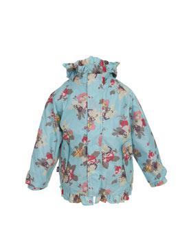 Nepromokavá dětská bunda (pláštěnka) LJ