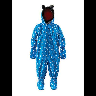Dětská souprava zimní - zimní kombinéza modrá