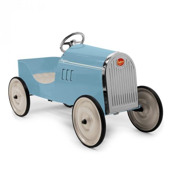 Šlapací auto BAGHERA Old blue
