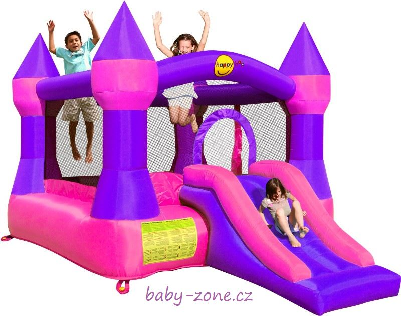 Nafukovací skákací hrad Klasik střední HappyHop