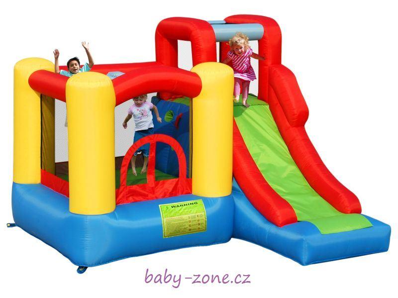 Nafukovací skákací hrad Párty zábavní centrum HappyHop