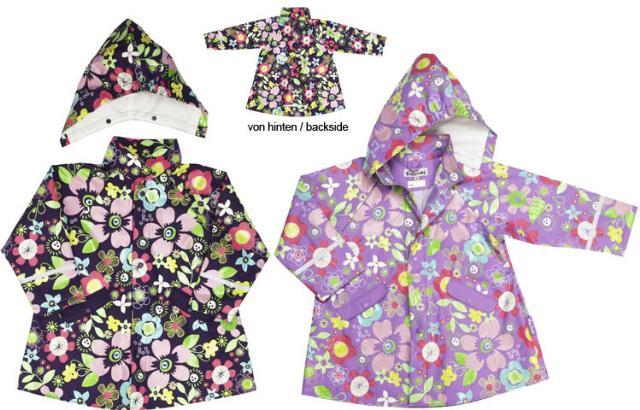 Dětská nepromokavá bunda pláštěnka