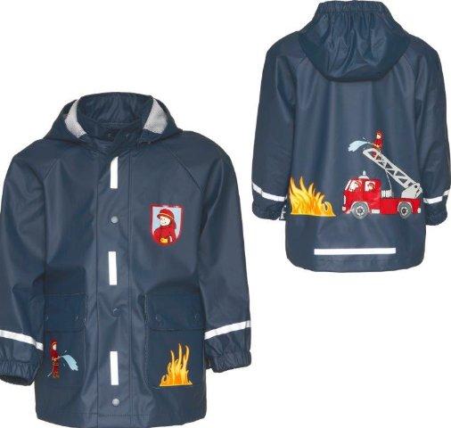"""Dětská nepromokavá bunda """"hasič"""""""
