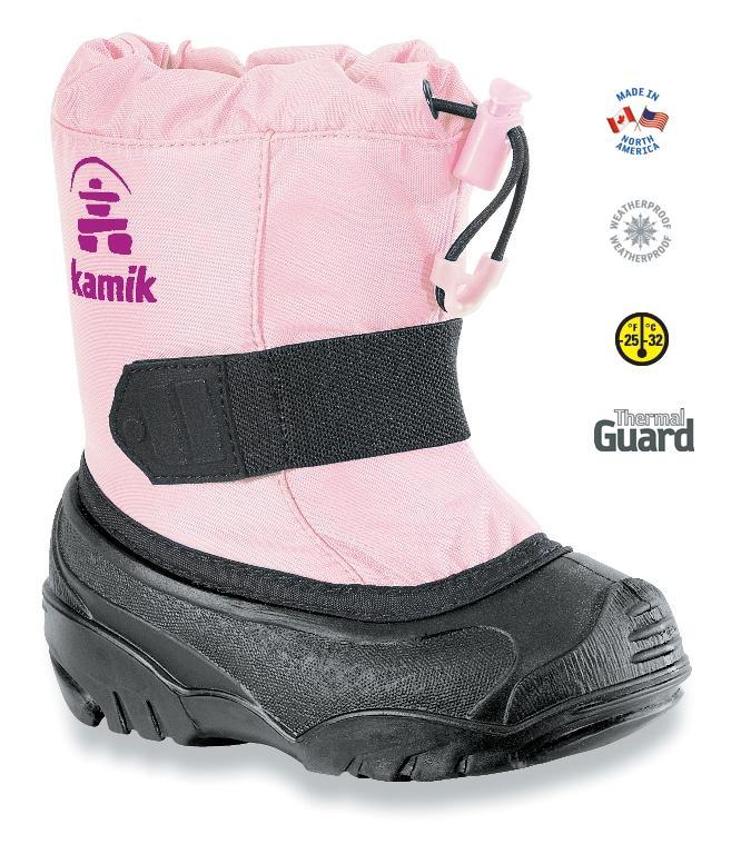 Dětská zimní obuv - sněhule - TICKLE