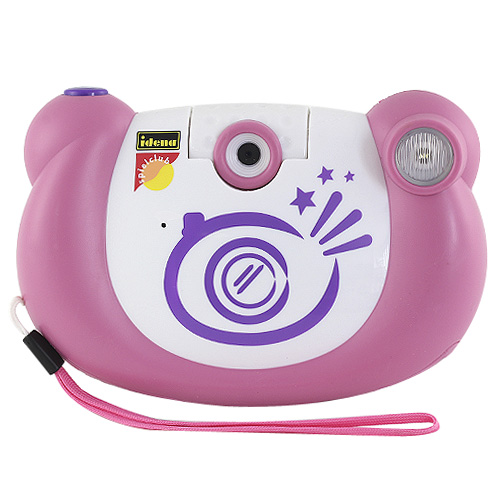 Dětský digitální fotoaparát