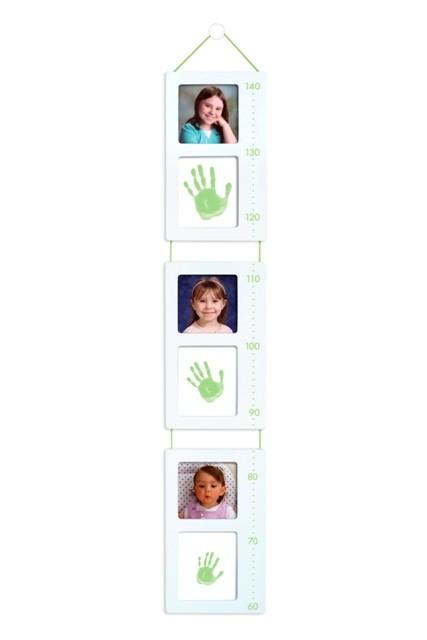 Dětský metr s otisky ručiček Pearhead