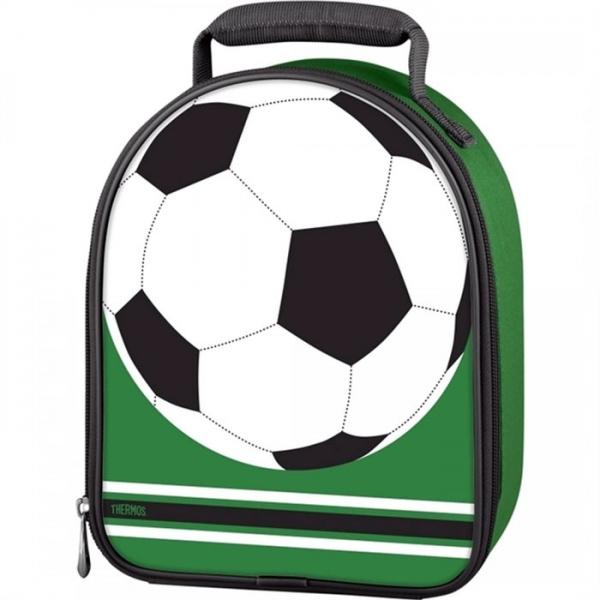 Dětská termotaška upright - fotbal