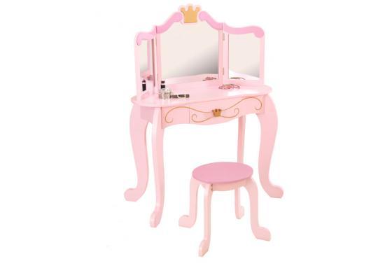 Dětský toaletní stolek princess
