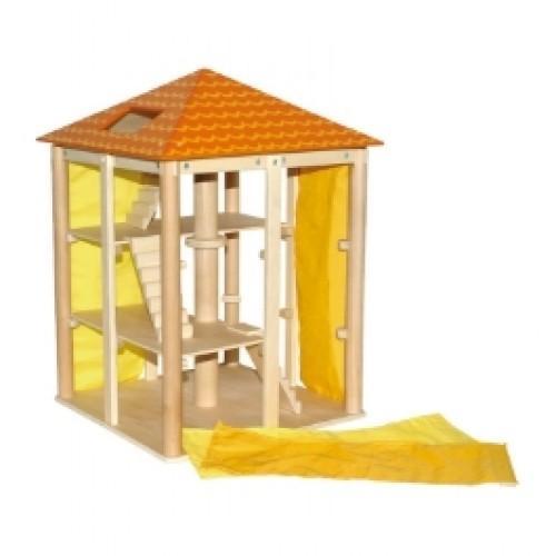 """Domeček pro panenky """"letní sídlo"""""""