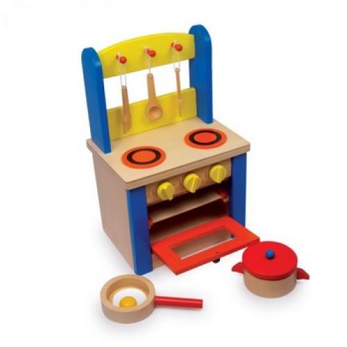 Dětská kuchyň dřevěná