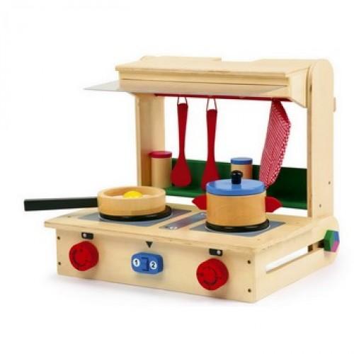 """Dětská kuchyň dřevěná """"Professional"""""""