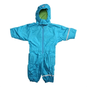 Dětský nepromokavý overal-souprava CareTec podšitý fleecem