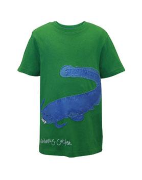 Chlapecké triko vel. 104 Little Joule sumec