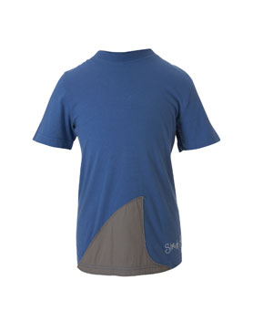 Chlapecké triko LJ modré se žralokem