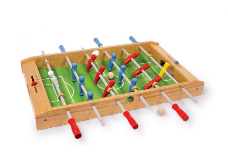 Stolní fotbal dřevěný