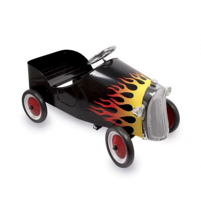 """Šlapací auto kovové """"Hot Rod"""""""