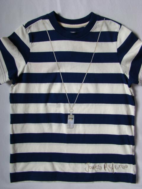 Chlapecké triko LJ námořnické